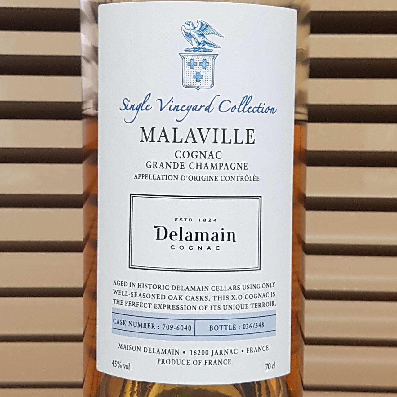 Delamain Grande Champagne Malaville