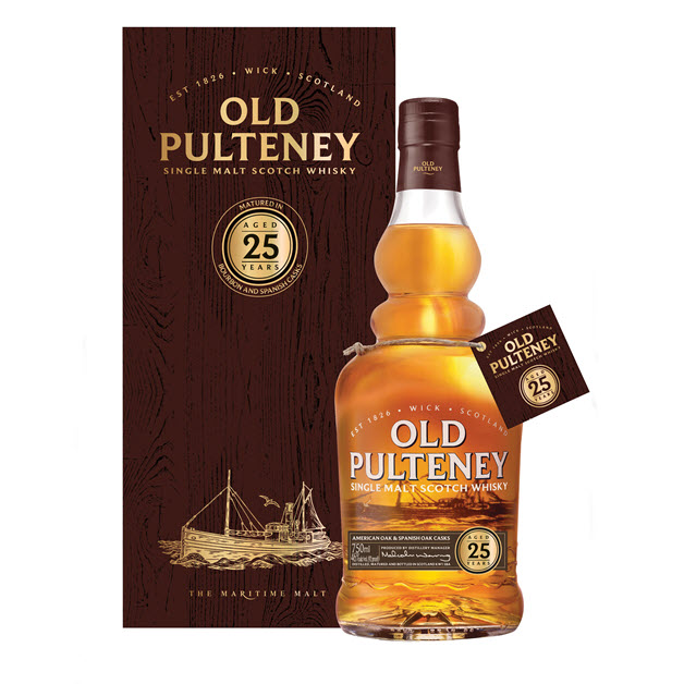 Old Pulteney 25 YO