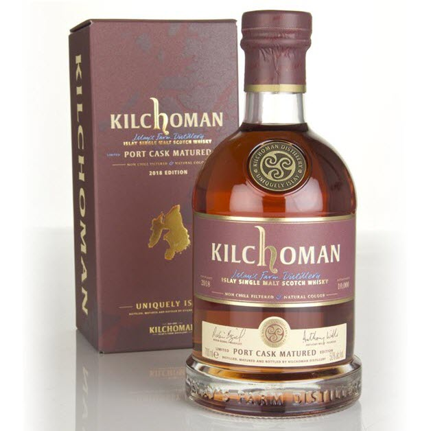 Kilchoman Port Cask Matured (2018)