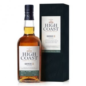 Nordic whisky #208 - High Coast Quercus III - Petraea