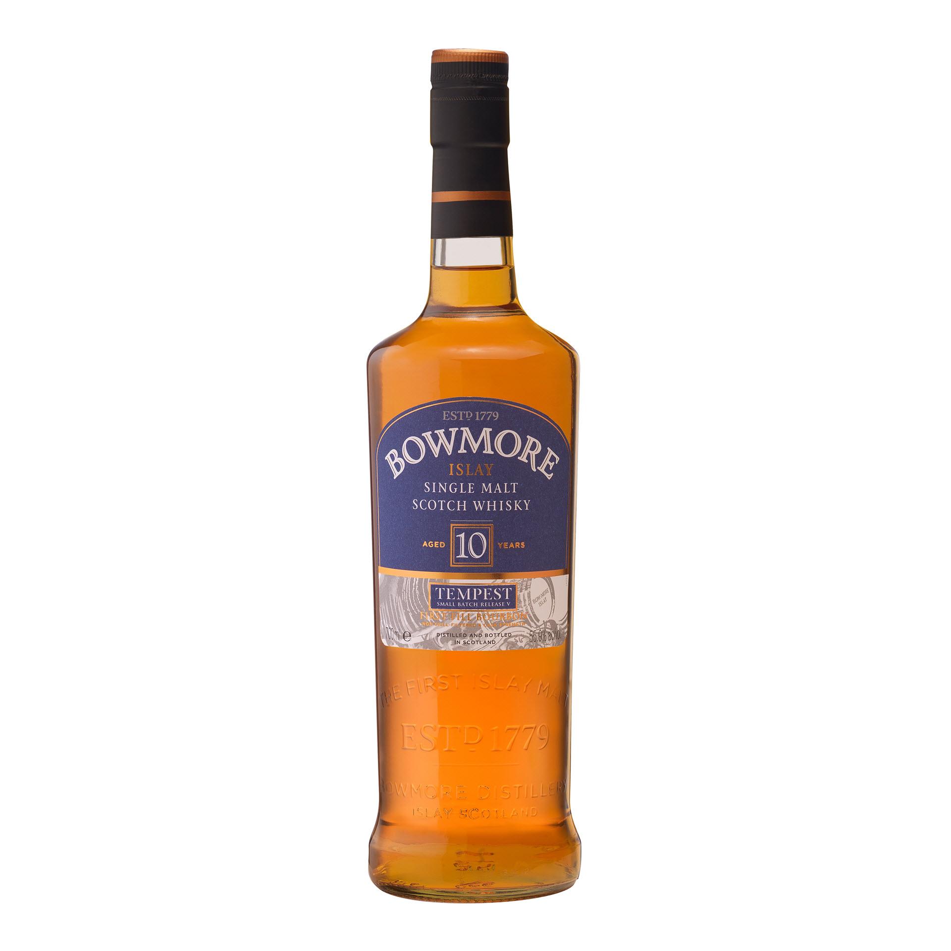 Bowmore islay single malt 10 years