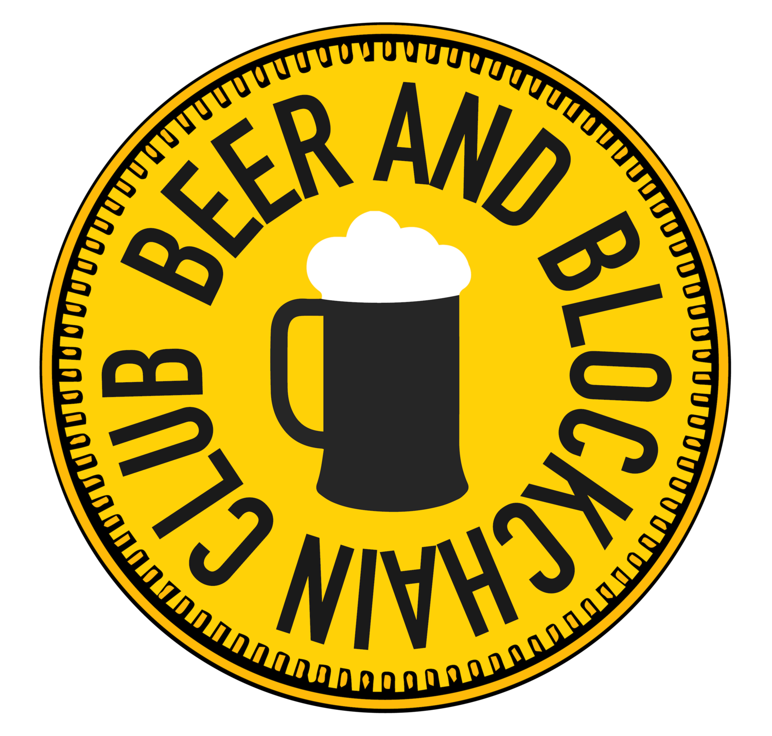 Beer and blockchain club