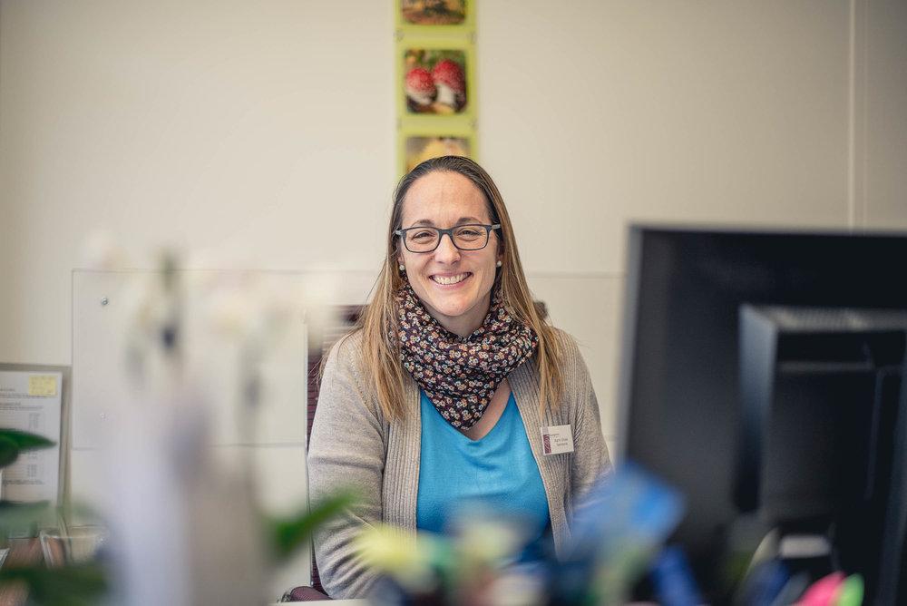 Rechnungsbüro & Pflegefinanzierung - Karin GrossTelefon 052 / 305 22 88E-Mail: karin.gross@fv-andelfingen.ch