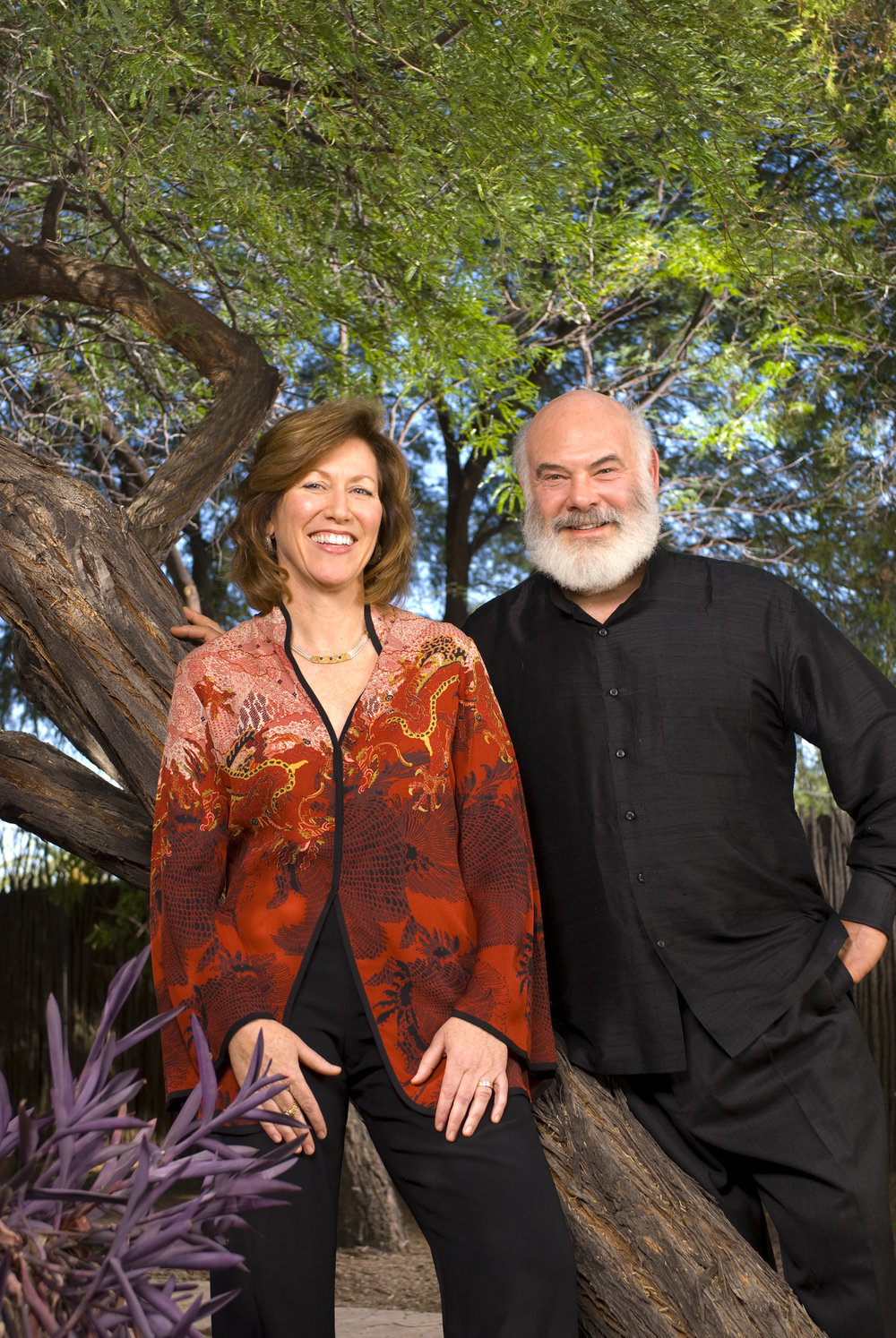 Victoria Maizes:  Executive Director, The Andrew Weil Center for Integrative Medicine  Andrew Weil:  Founder, the Andrew Weil Center for Integrative Medicine