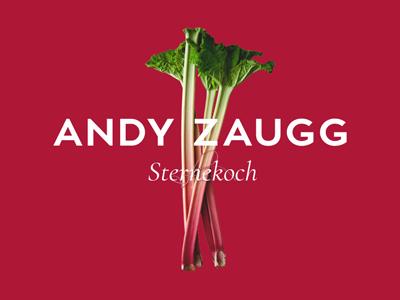 Sternekoch Andy Zaugg