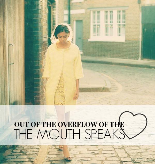 Speak life.