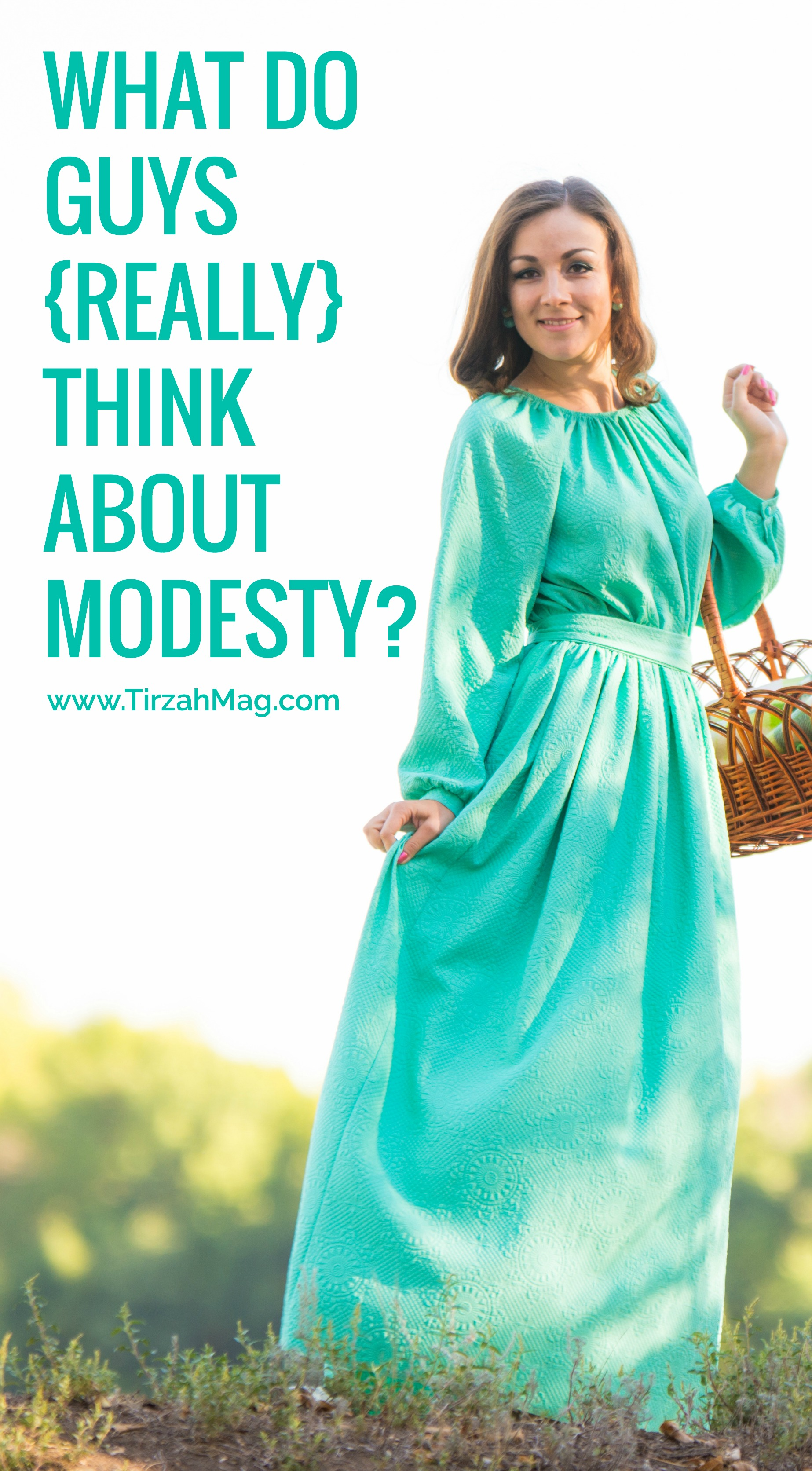 College guys share their thoughts on modesty