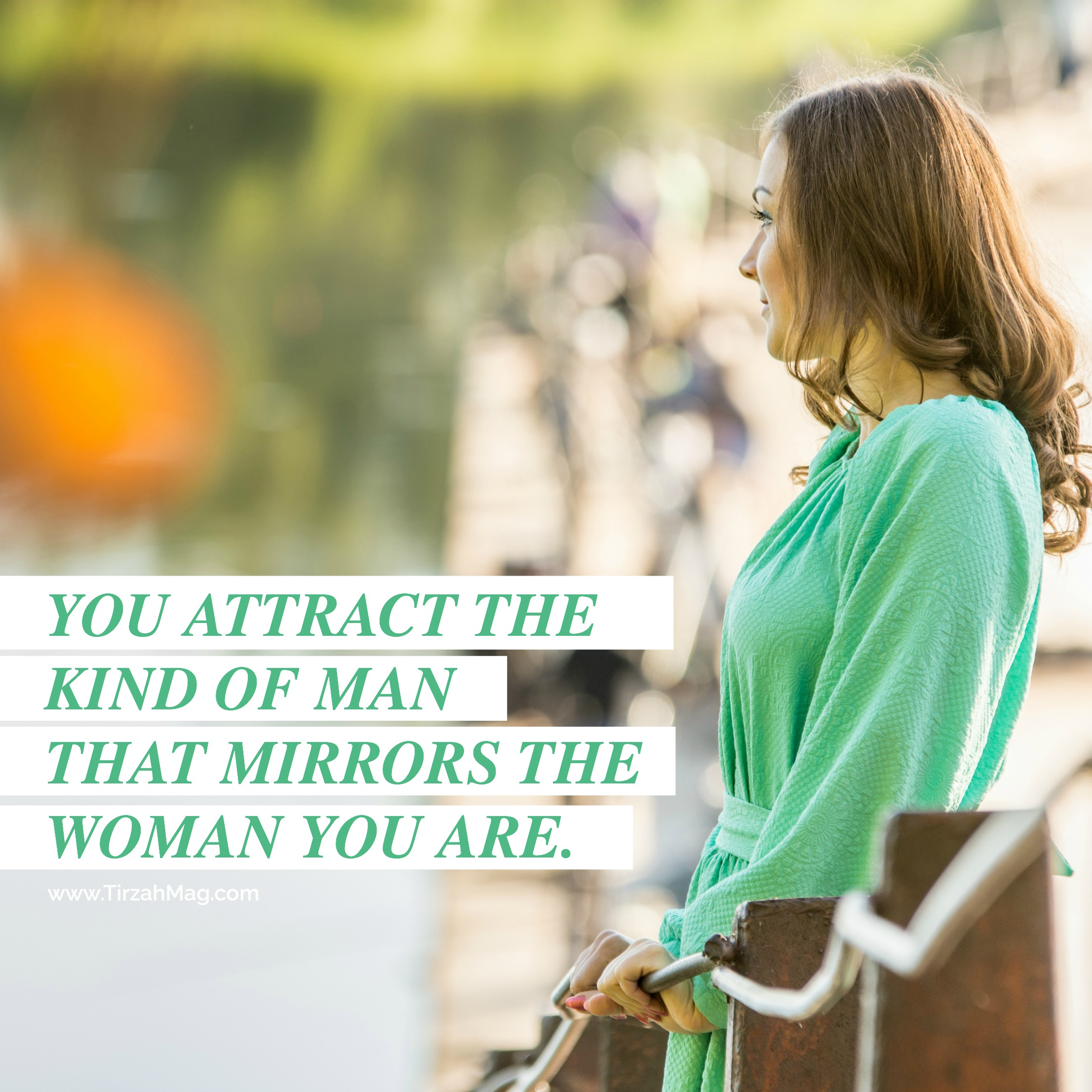 Don't settle! Find the man worthy of a woman like you
