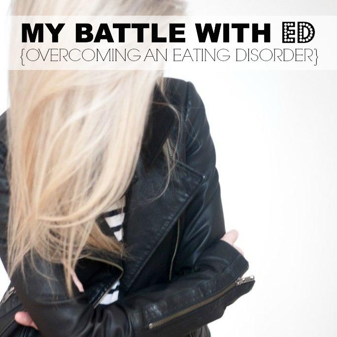 Redeemed Overcoming My Eating Disorder