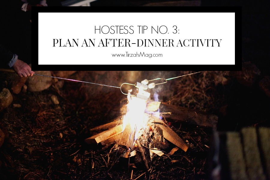 5 Tips For Your Dinner Soiree - Tip 3