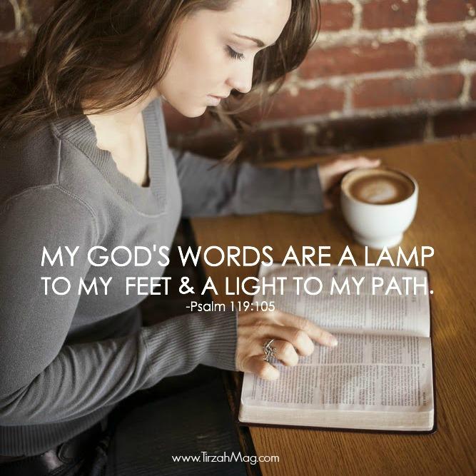 Lamp & Light - Tirzah Magazine, an online Christian magazine for young women