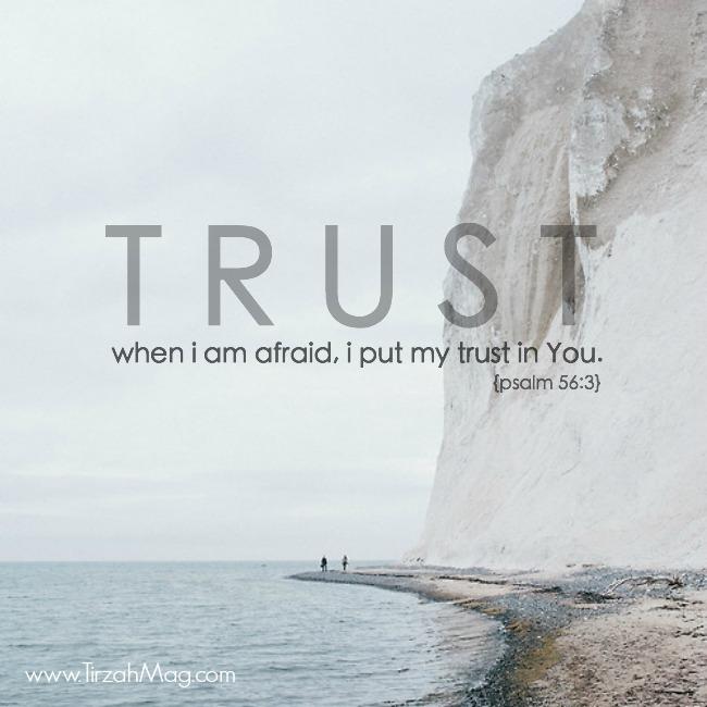 Overcoming Through Trust - Tirzah Magazine