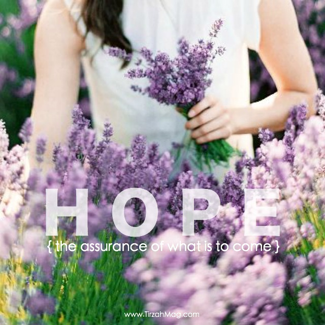 New Blog Post What is hope - Tirzah Magazine