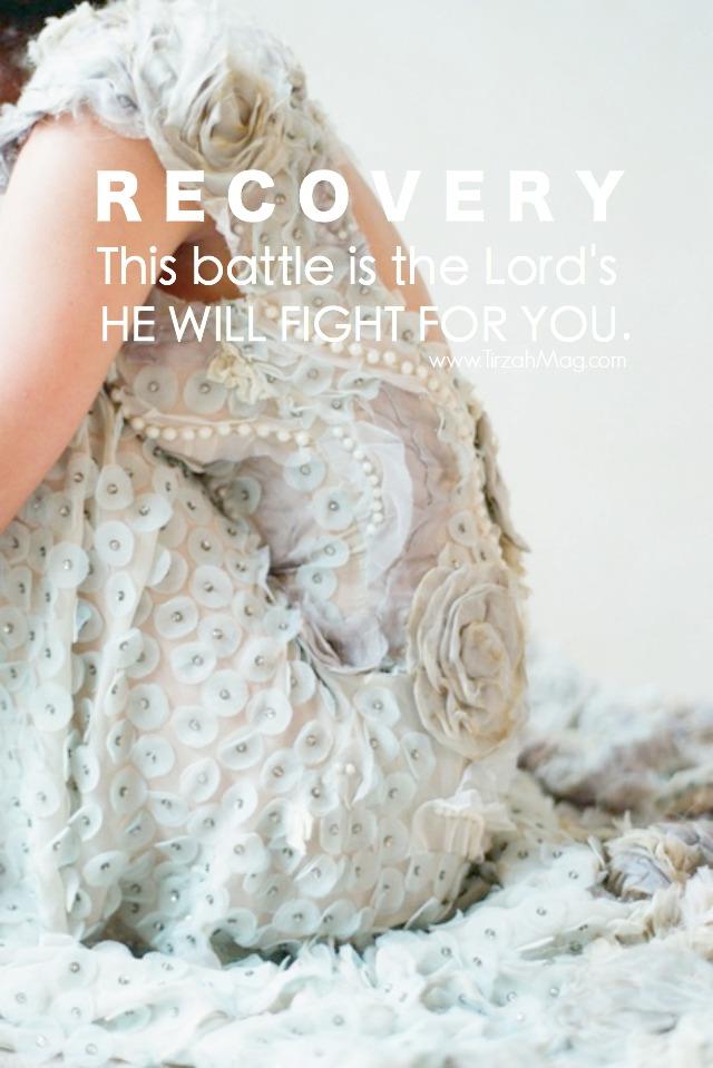 Redeemed Recovery - Tirzah Magazine
