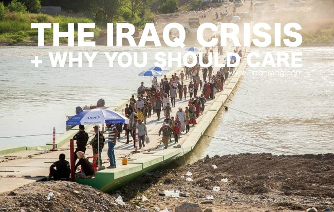 What's Going On in Iraq and Why You Should Care About It {Part I} - Tirzah Magazine