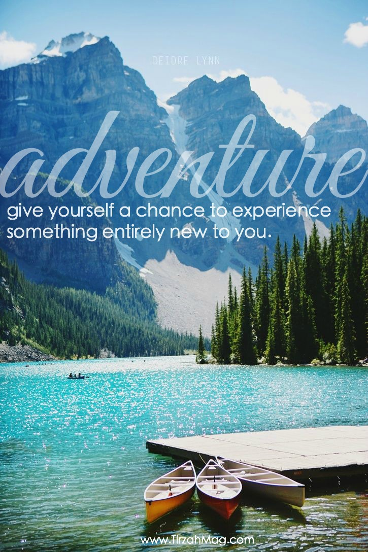 Why Travel - Tirzah Magazine