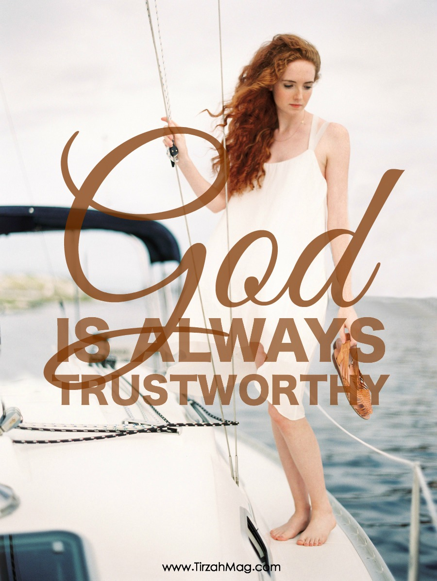 How to Trust Others Wisely via Tirzah Magazine