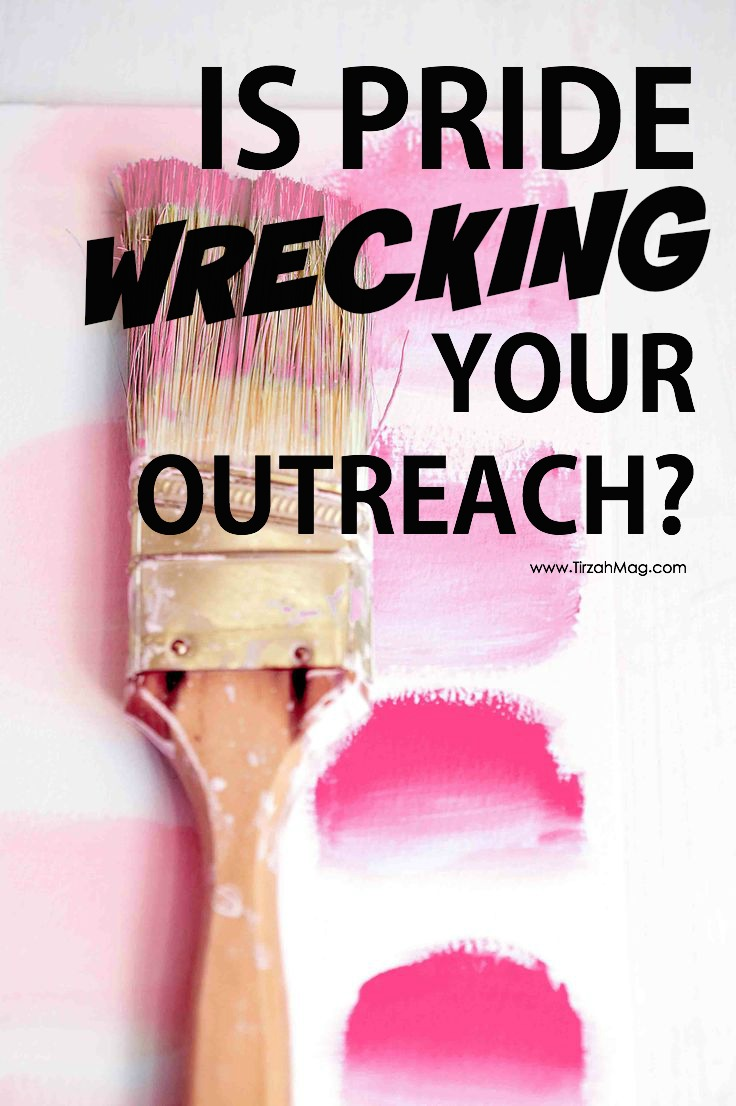 Is Pride Secretly Wrecking Your Ministry via Tirzah Magazine