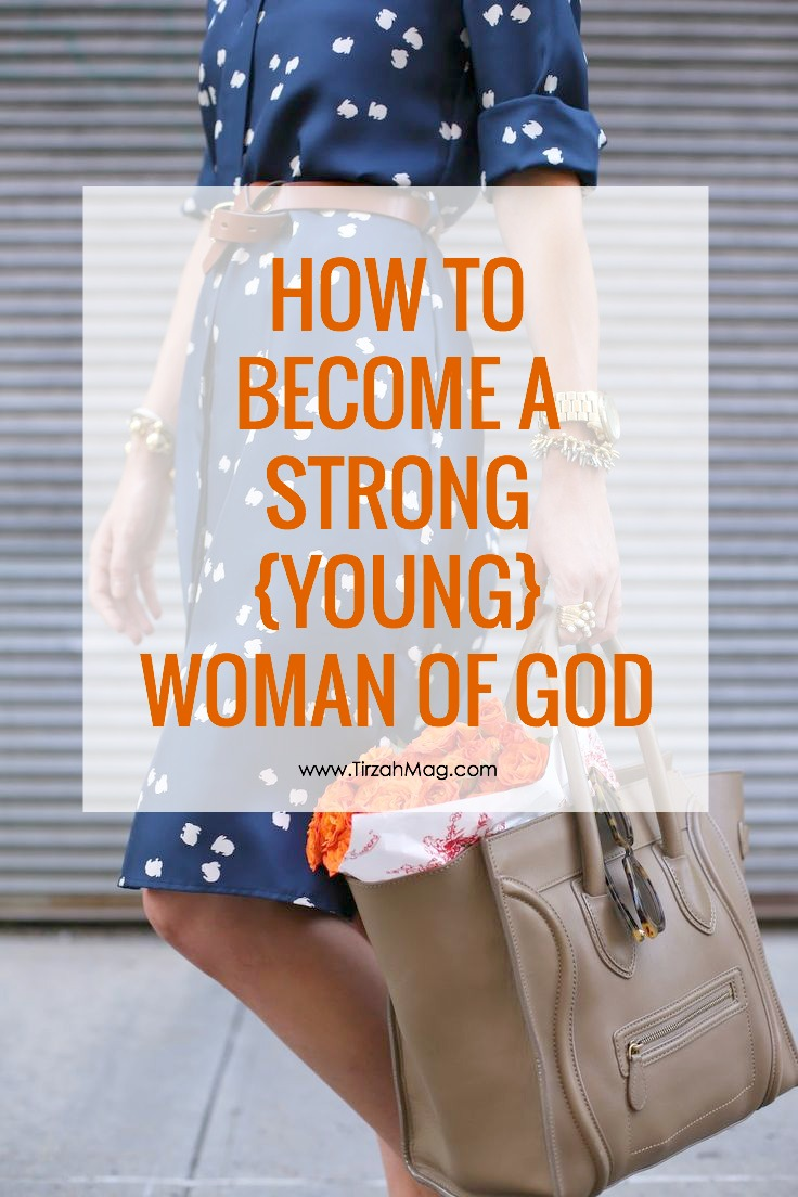 The Search for Strength as a Woman of God