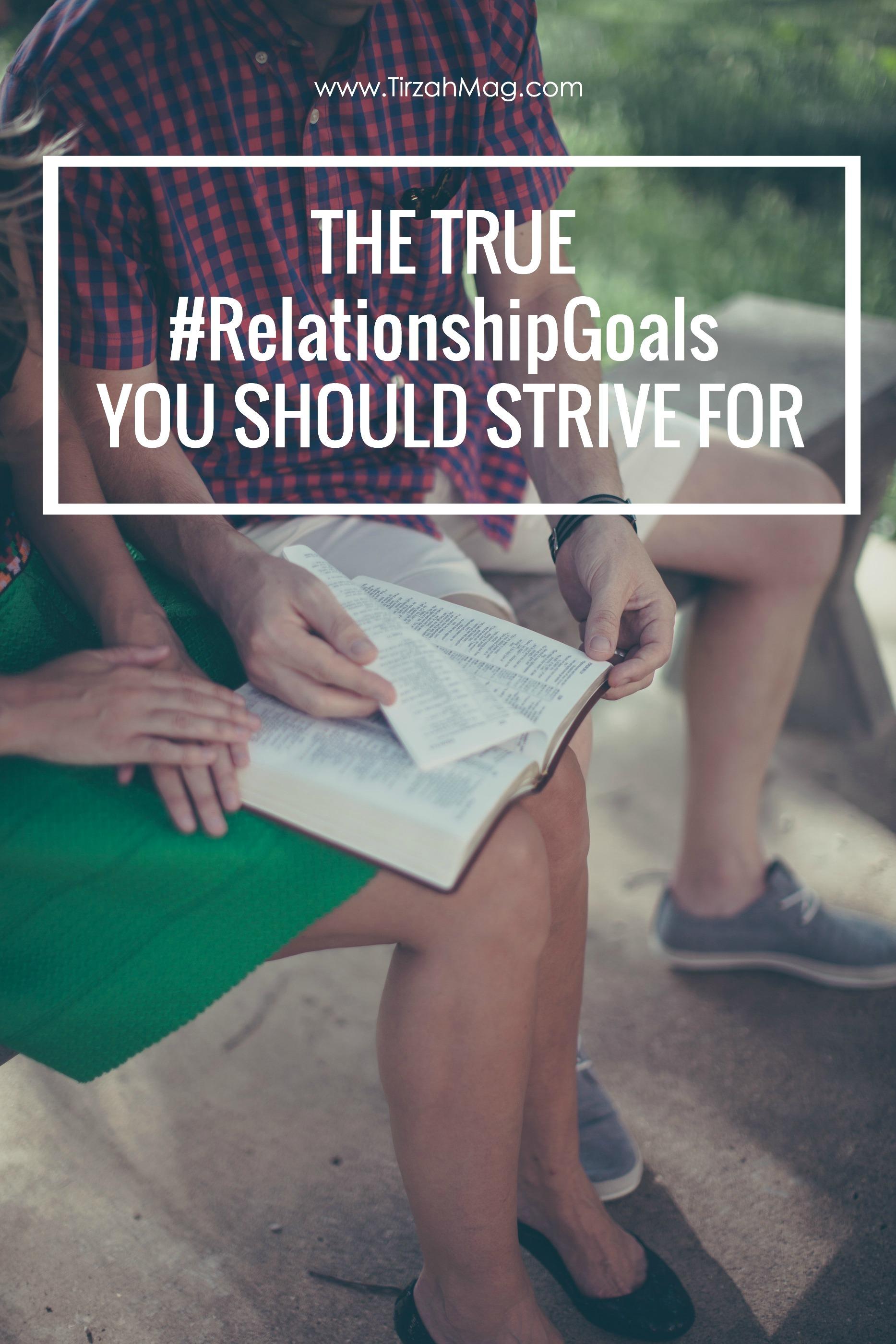 True Relationship Goals