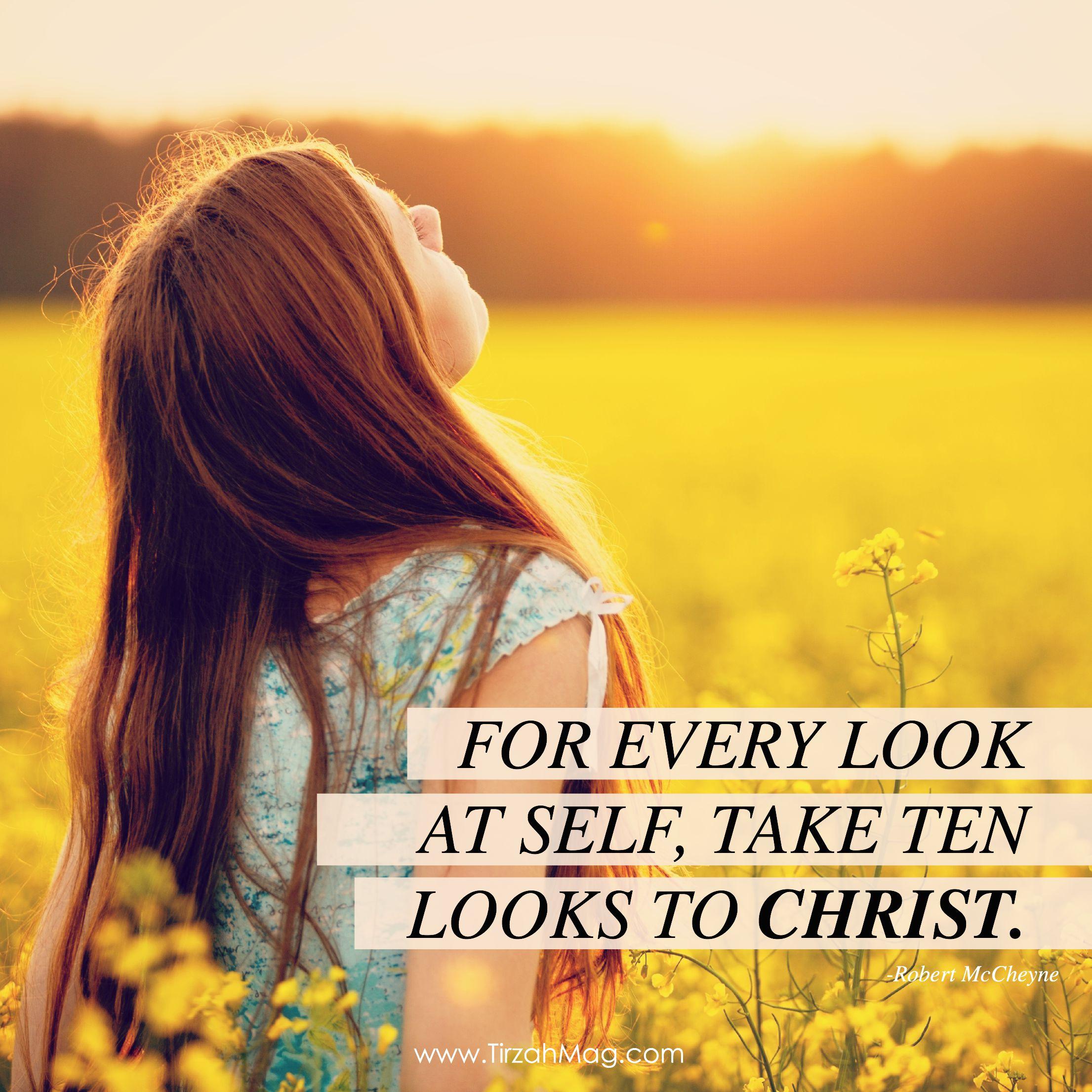 Take ten looks to Christ
