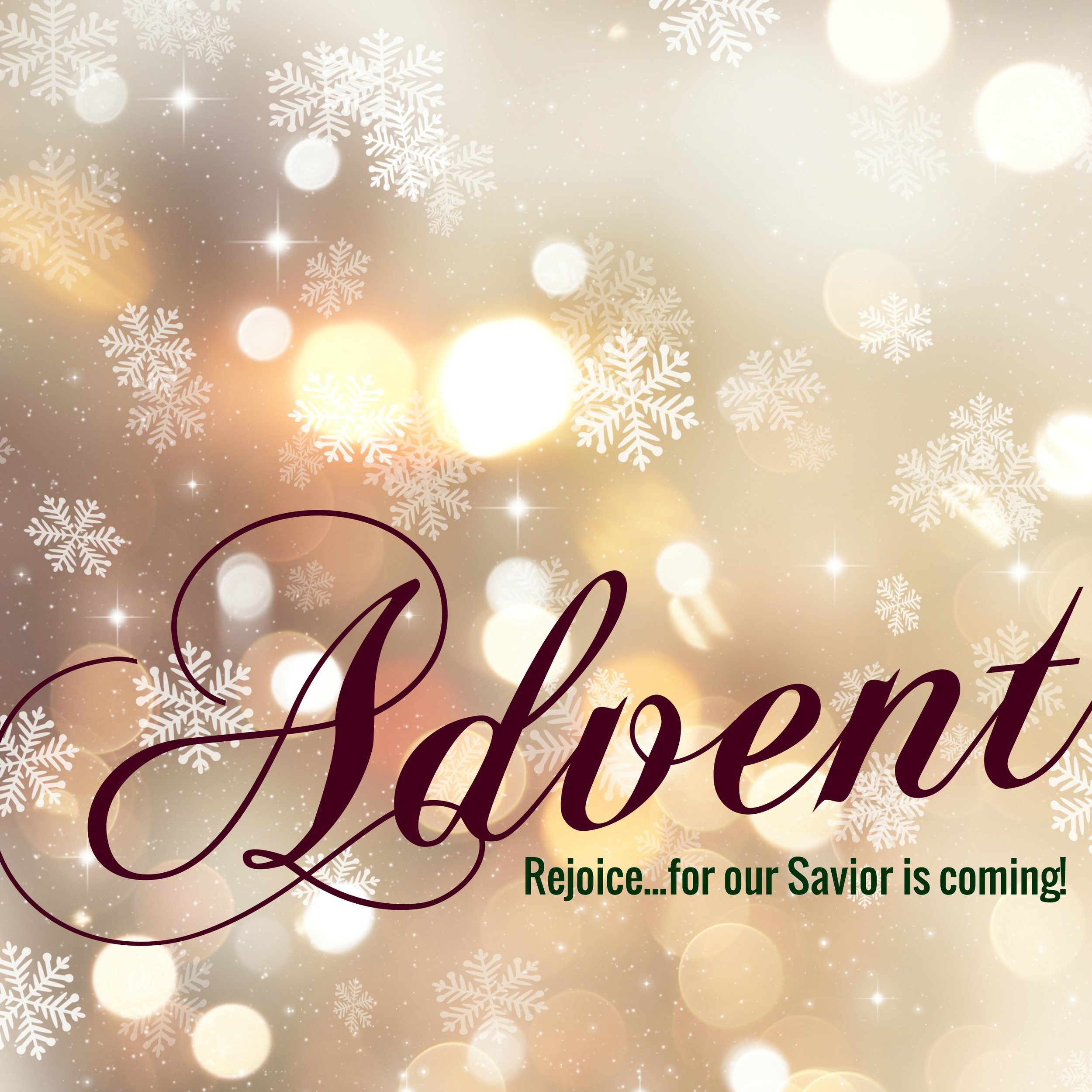 An advent devotional series for young women! These devos are an amazing way to start the day and to encourage me to focus on Christ!