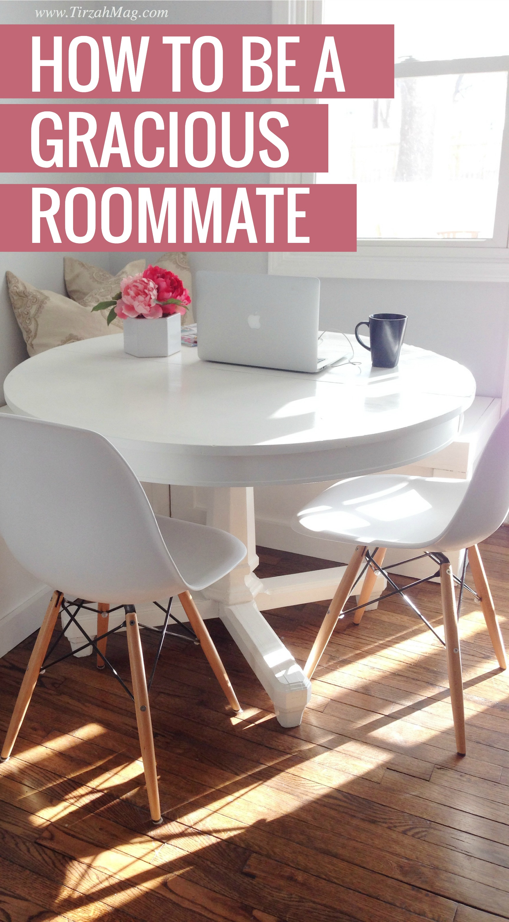 Whether you're living in the dorms or moving in for the first time with your significant other, these tips are gold