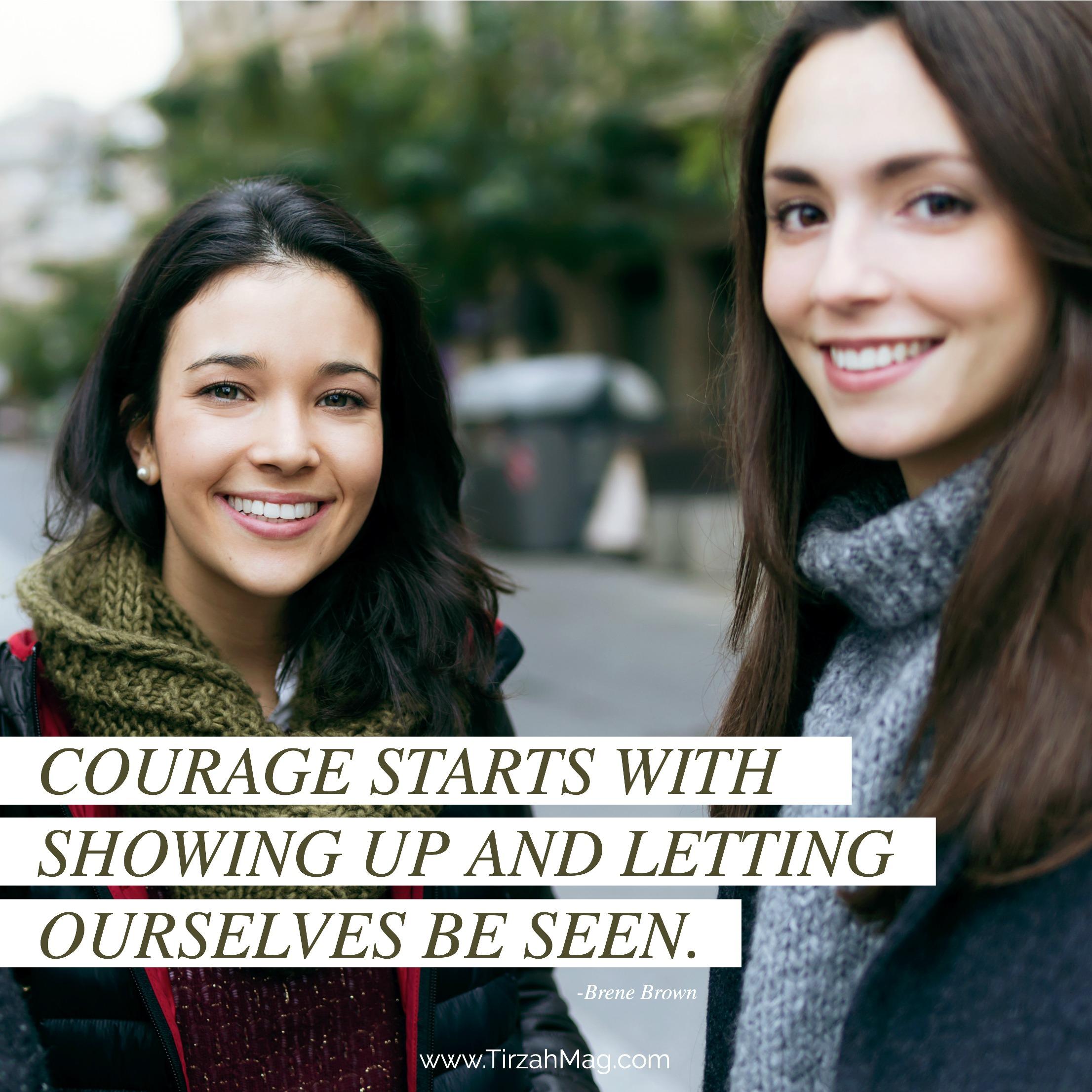 vulnerability in friendships