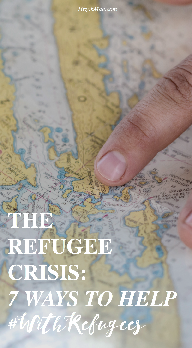 Seven Ways To Help With The Refugee Crisis