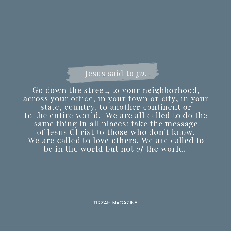 Are you missionary material? via Tirzah Magazine.png