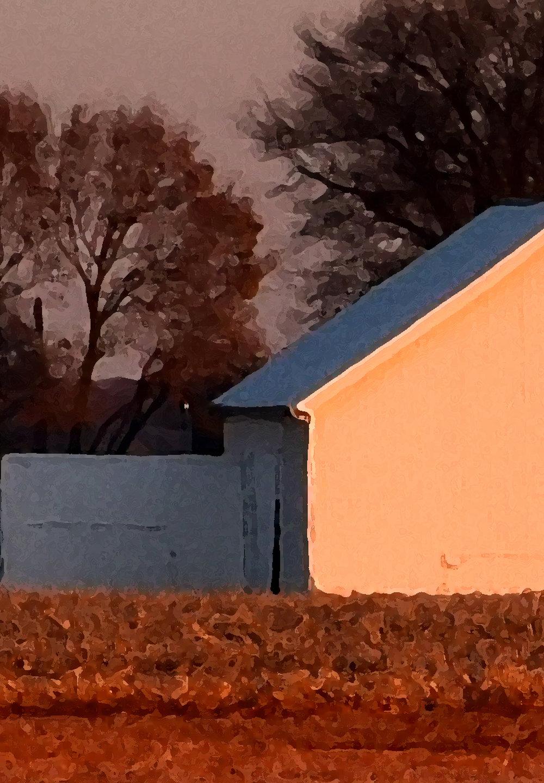 Detail: November Moon