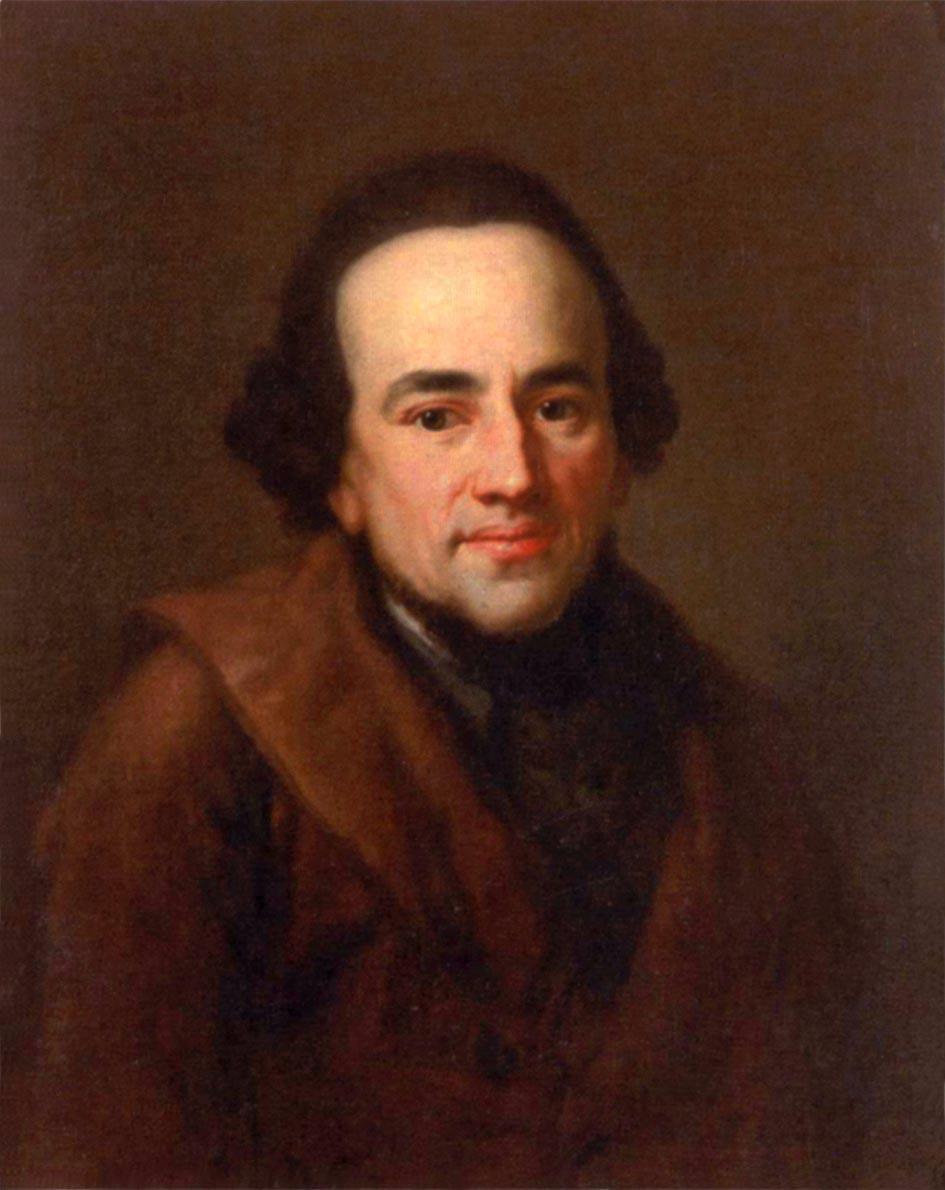 Moses Mendelssohn Foto: Moses Mendelssohn (1729-1786) Kunstbesitz der Universität Leipzig; Quelle: Wikimedia Commons.