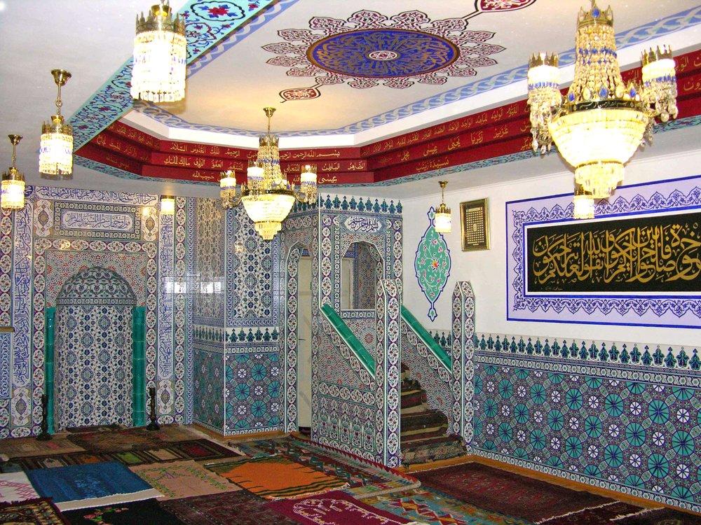Museum und Moschee der Begegnungsstube Medina e.V. Foto: Begegnungsstube Medina e.V.