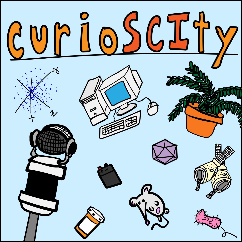 6 - Batteries: Zap, but How? (w/ Tom Nigl!) — Curioscity: a