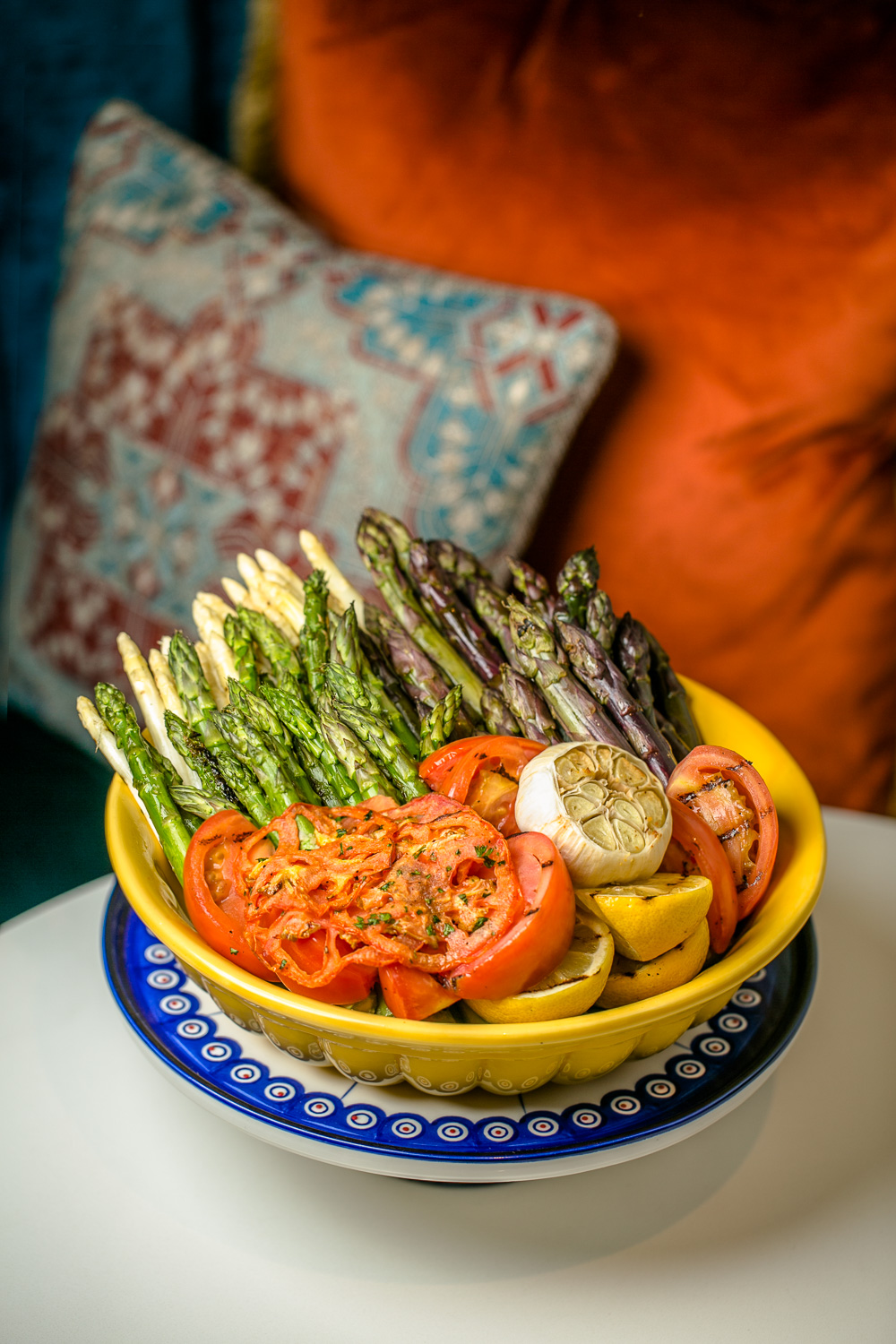 Marquee-Club-Fox-Theatre-Grilled-Vegetables-Erik-Meadows