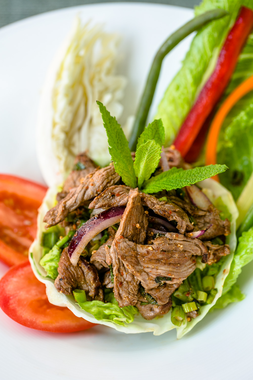 Nan-Thai-Fine-Dining-Beef-Salad-Erik-Meadows