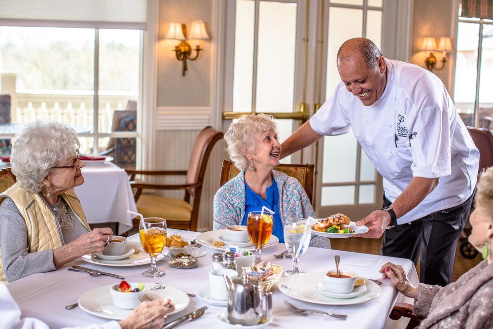 Chef-serves-lunch-to-senior-citizens-Erik-Meadows