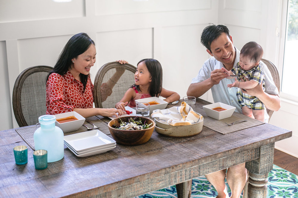 Asian-American-Family-eats-at-Dining-Room-Table-Erik-Meadows