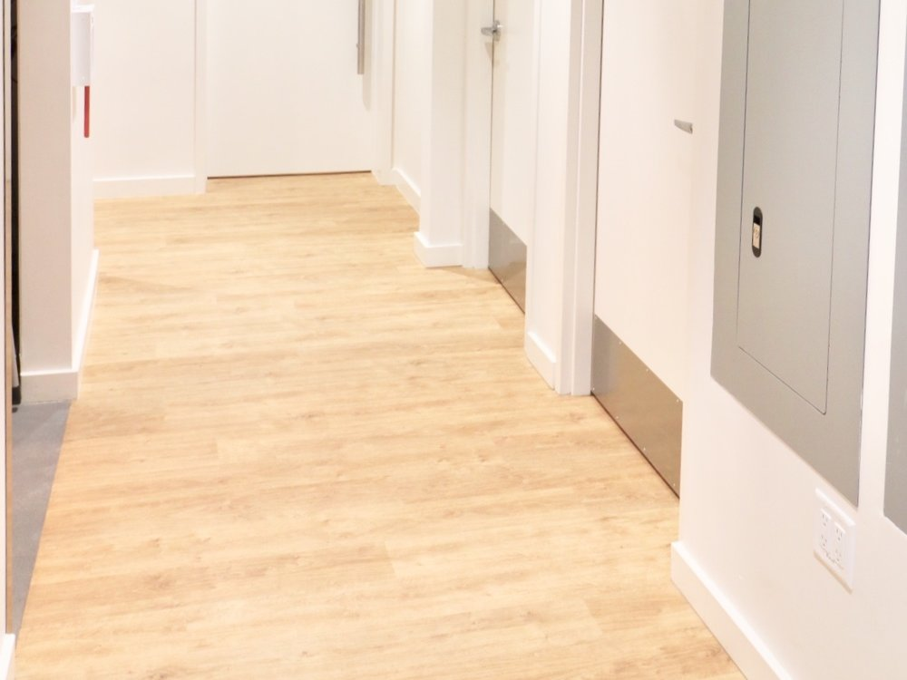 Metroworks Flooring - Metroworks Flooring division specializes in the installation of hardwood, luxury vinyl tile (LVT), carpet tile, sheet goods and rubber base.