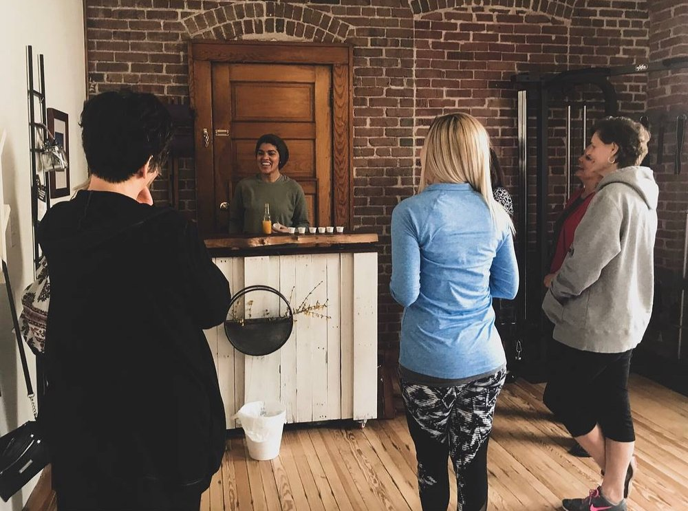 Chatting Gut Health & Kombucha Samples