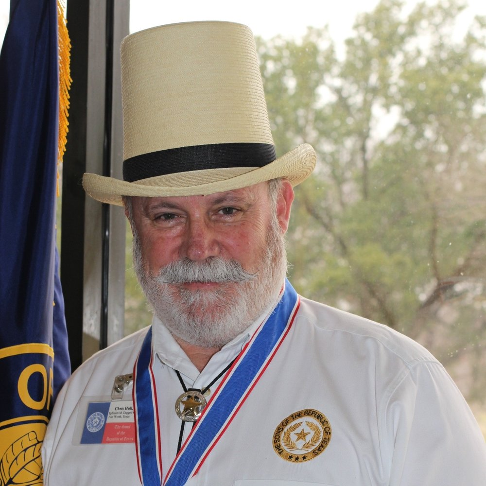 Sergeant of Arms   Dr. Chris (Hat Doc) Hull