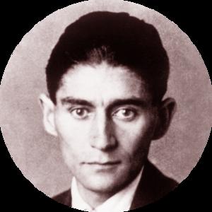Franz Kafka   (1883 - 1924) Praga, Rep. Checa.