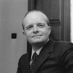 Truman Capote (1924 - 1984), Nueva Orleans, Estados Unidos.