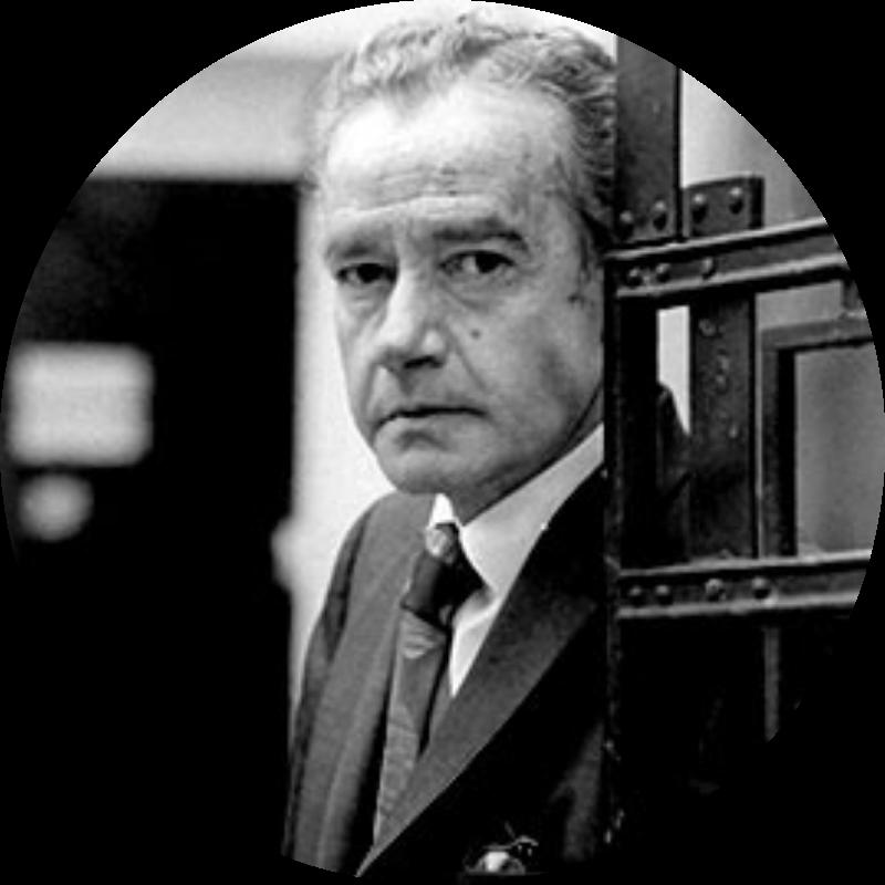Juan Rulfo (1917 - 1986) San Gabriel, México.