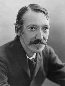 Robert Louis Stevenson    (1850 - 1894) Edimburgo, Escocia.