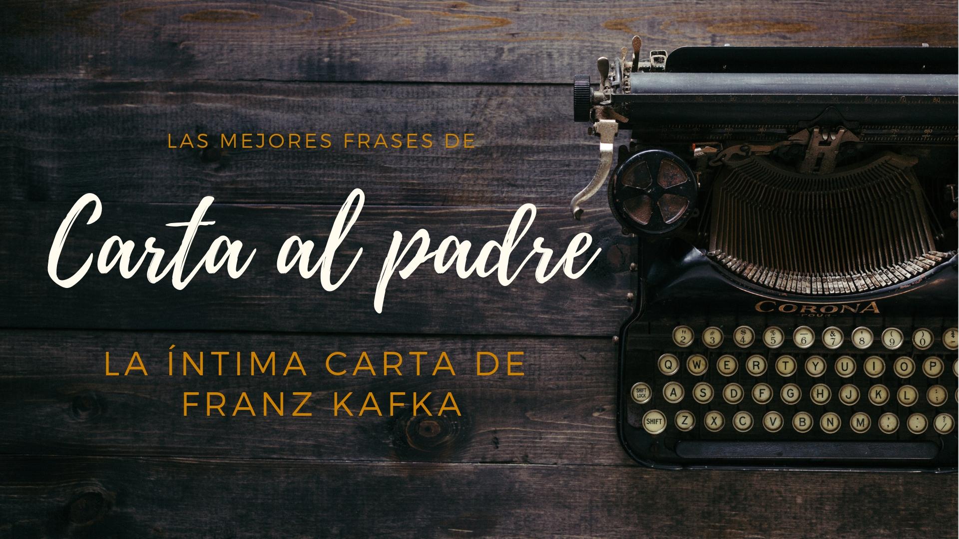 Franz Kafka Frases De Libros El Estante Literario