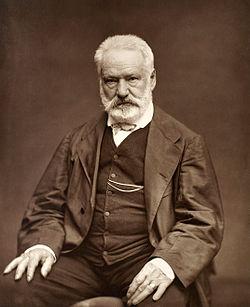"""Victor Hugo  también escribió la famosa obra    """"Los miserables"""""""