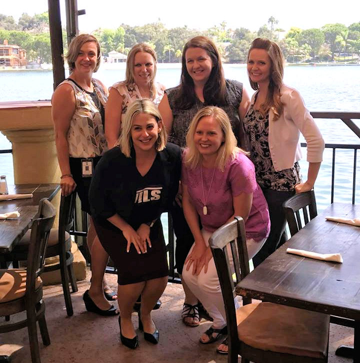 2017-2018 Outgoing WILS National Board