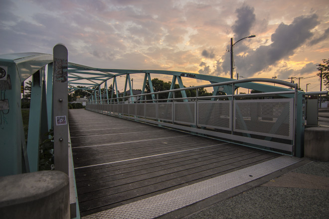 Sunrise Bridge