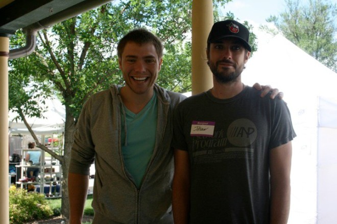 Jason Rowland & Justin Vining